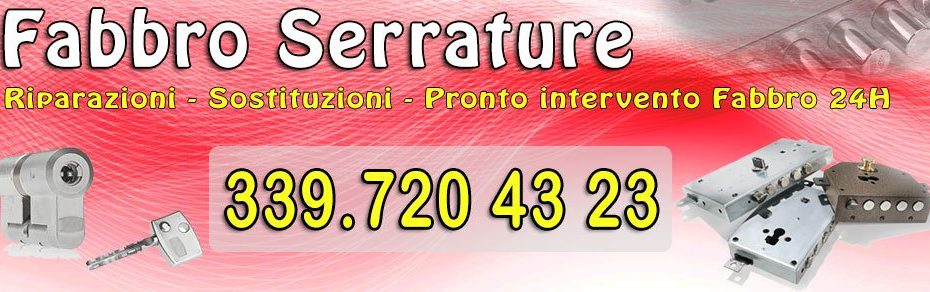 pronto intervento fabbro Massa Lombarda Sant'Agata sul Santerno